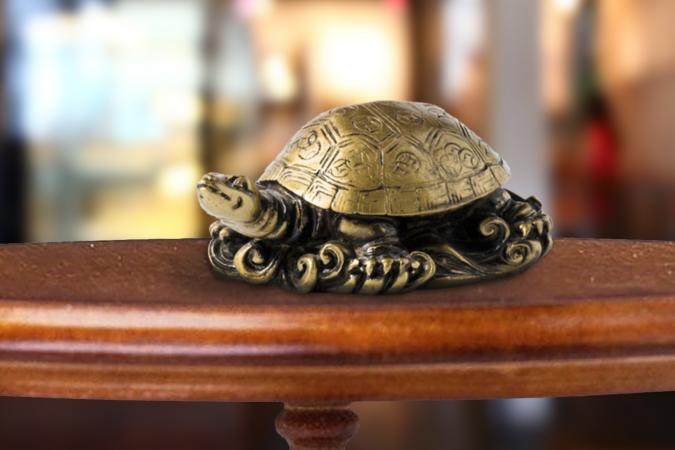 Ý nghĩa và lợi ích của biểu tượng rùa trong phong thủy